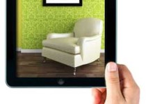 Preview art on your wall with your iPad
