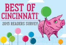 """Best of Cincinnati 2015"" Nomination"